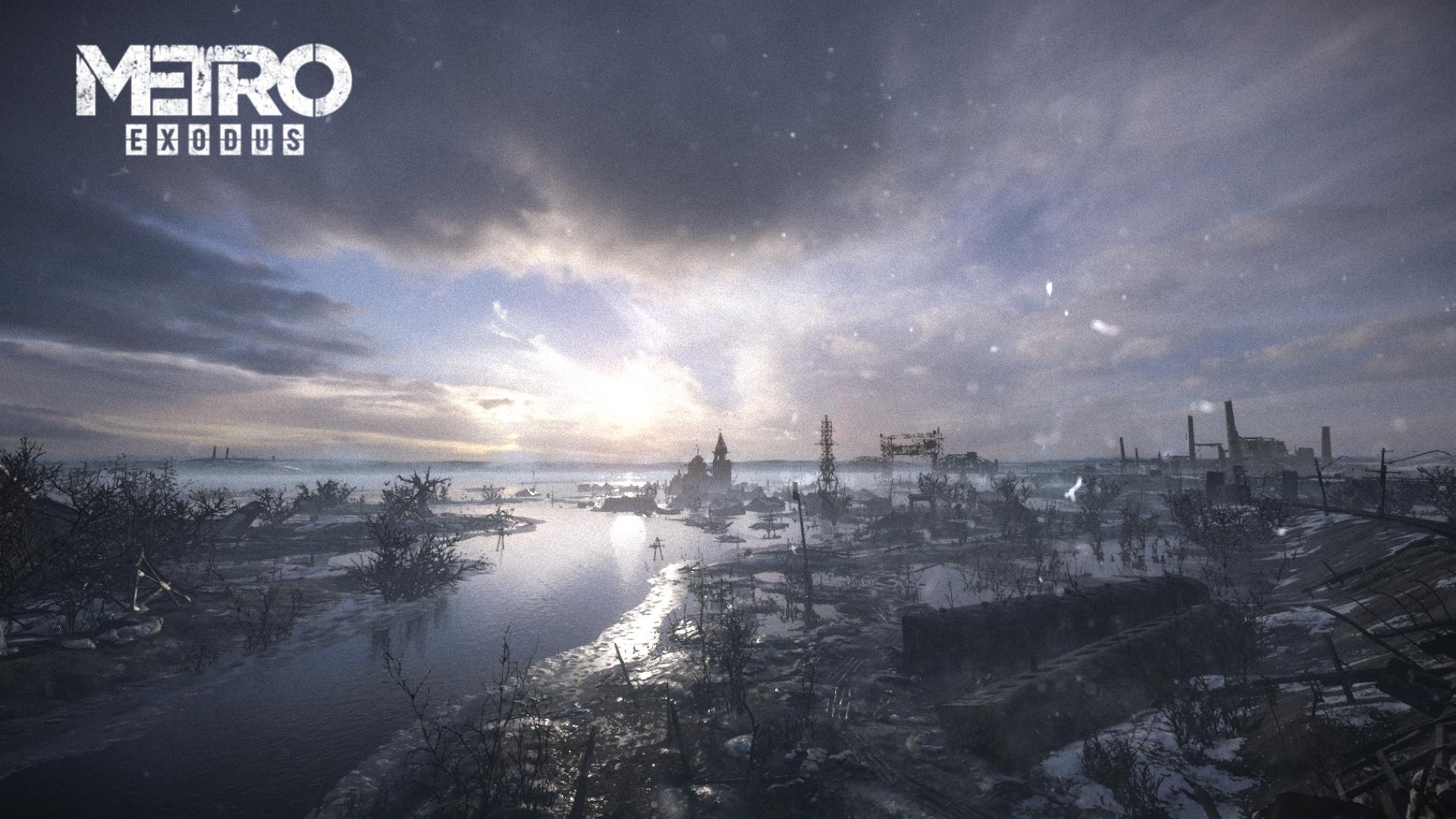 Скриншот - Metro Exodus