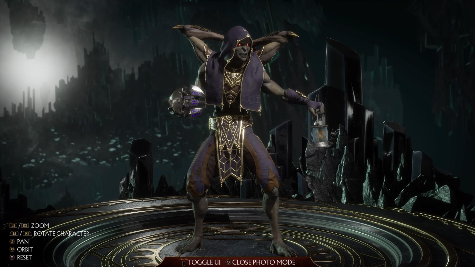 Коллекционер - Mortal Kombat 11