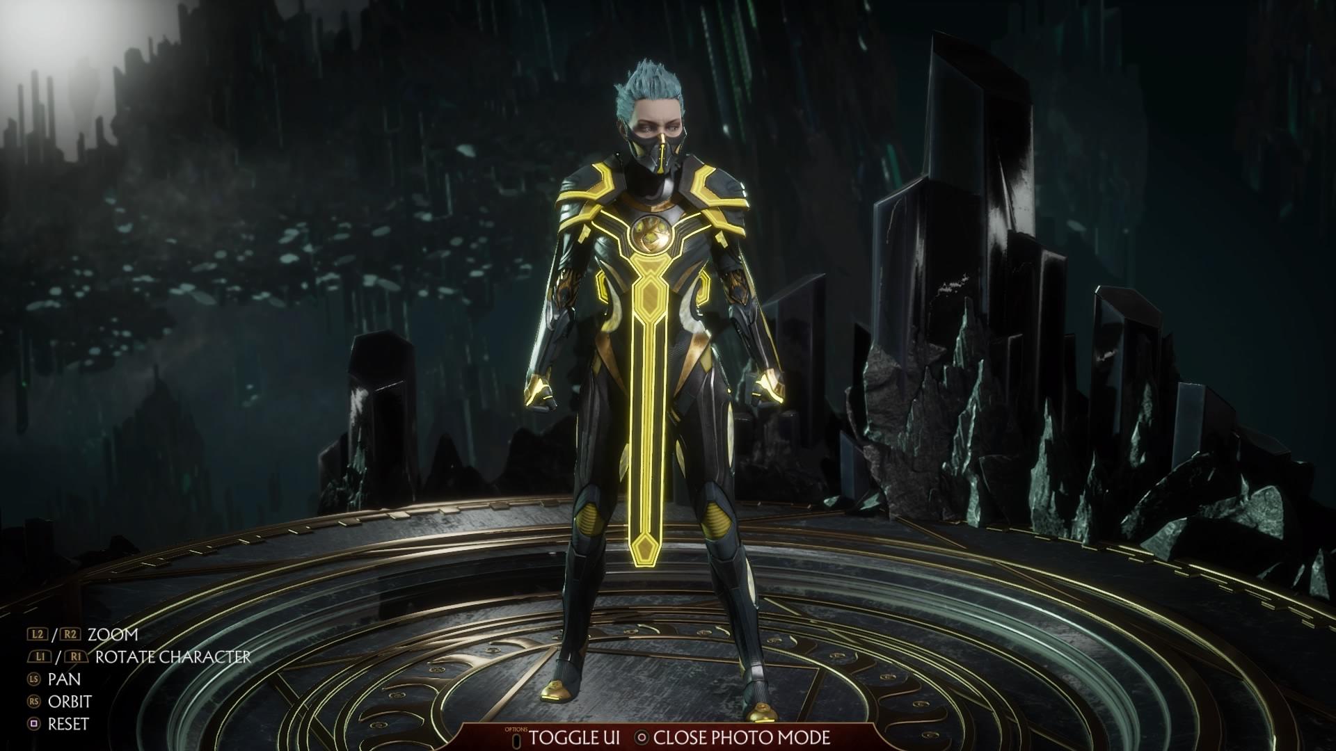 Фрост - Mortal Kombat 11