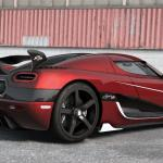 Grand Theft Auto 5 Koenigsegg