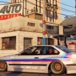Grand Theft Auto 5 BMW
