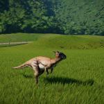 Jurassic World Evolution Дракорексы смотрят на друг друга