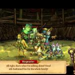 SteamWorld Quest: Hand of Gilgamech Геймплей