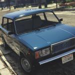 Grand Theft Auto 5 VAZ