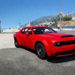 Grand Theft Auto 5 Dodge