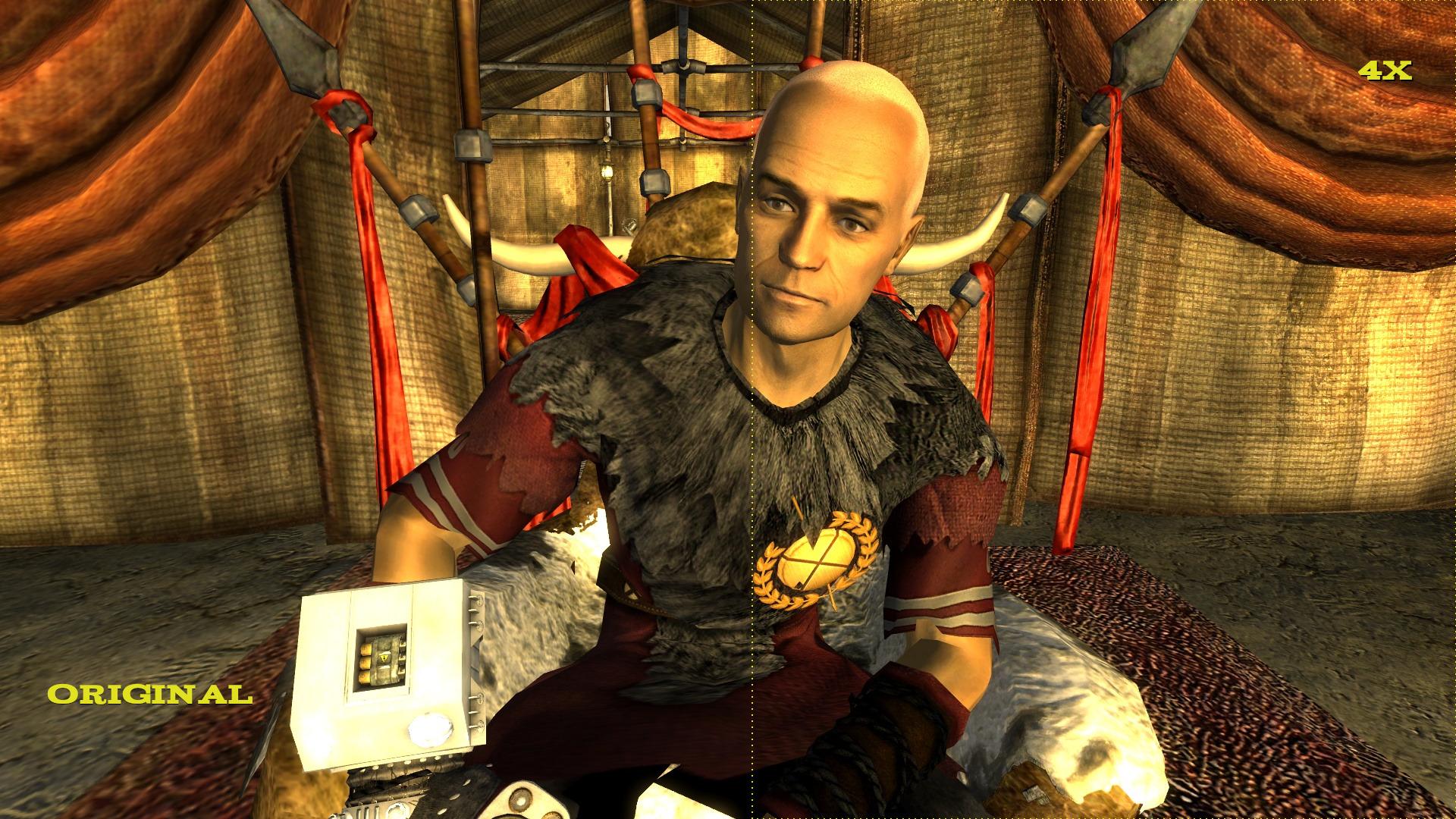 AI-enhanced HD Texture Pack - Fallout: New Vegas