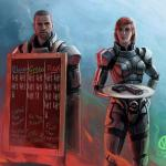 Mass Effect 3 Выбираем концовку?)