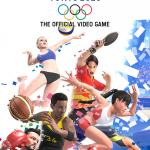 Tokyo 2020 Olympics: The Official Video Game Обложка