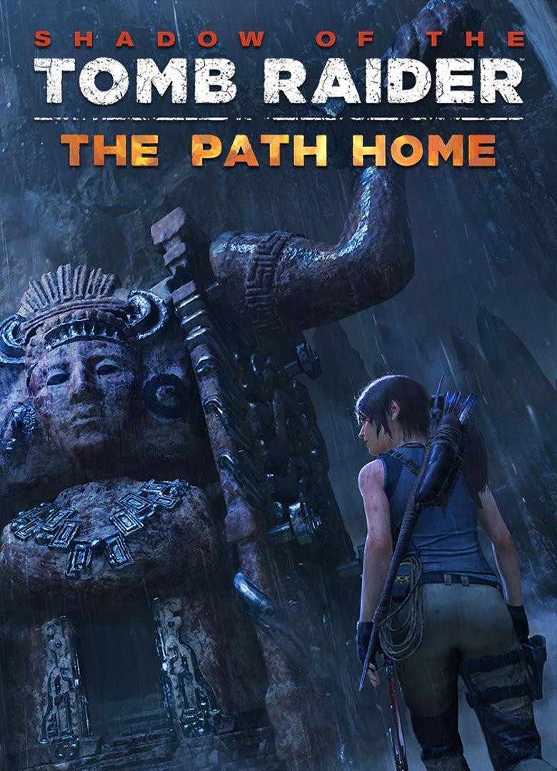 Обложка - Shadow of the Tomb Raider
