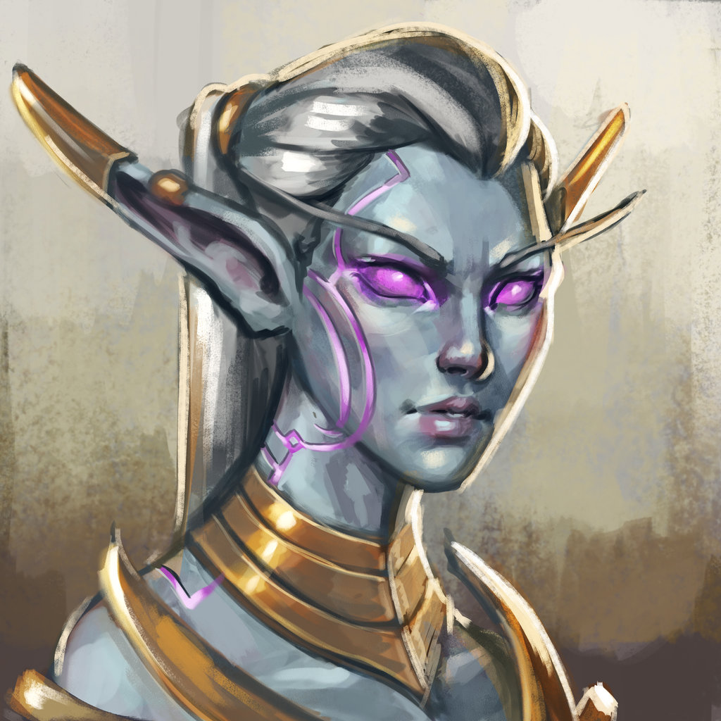 nightborne - World of Warcraft