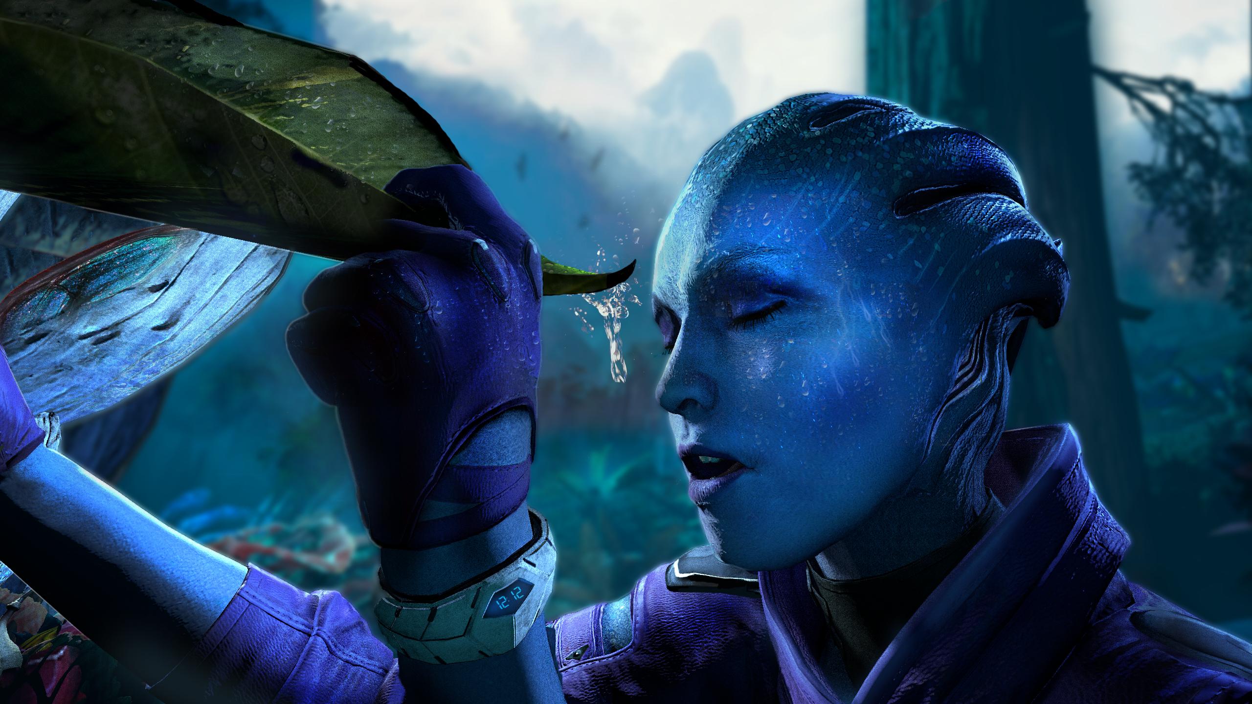 Пелессария Б'Сэйл - Mass Effect: Andromeda