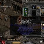Diablo 2 Yenno's Death Fathom