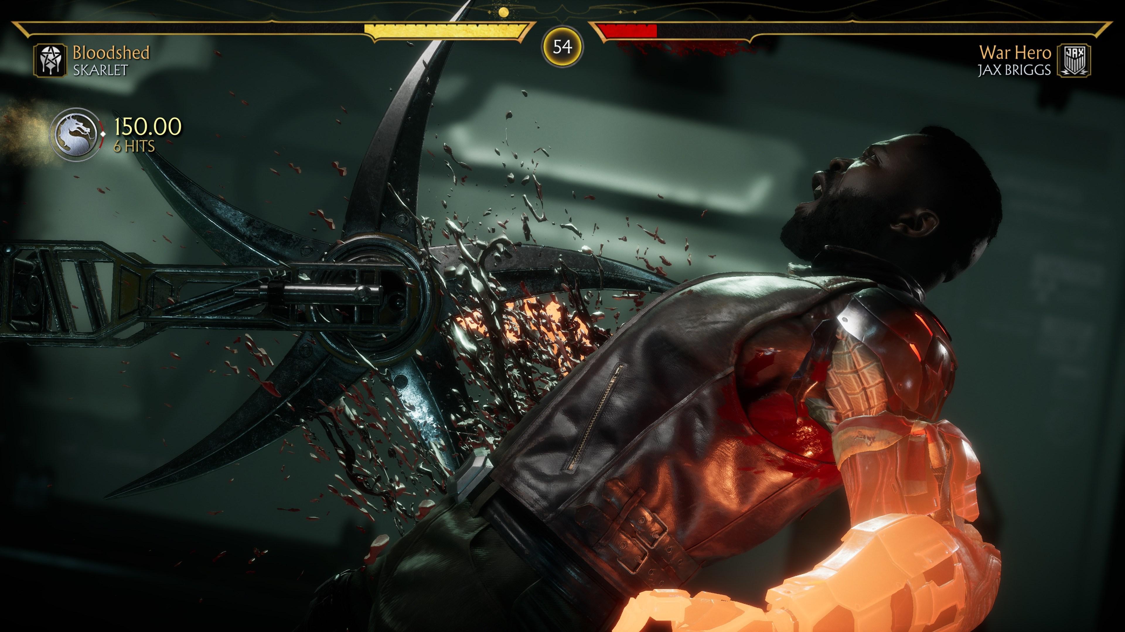 Максимальные настройки графики - Mortal Kombat 11
