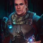 Mass Effect: Andromeda Скотт Райдер