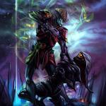 Mass Effect 3 Явик и его зеленая биотика )