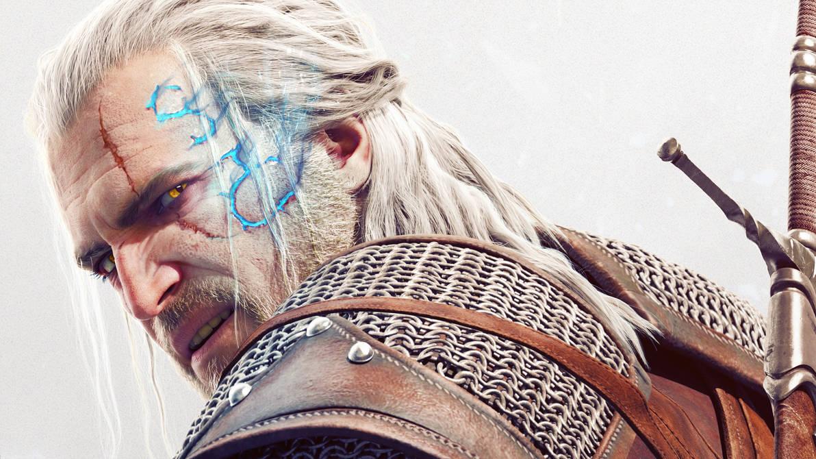 Geralt - Witcher 3: Wild Hunt, the