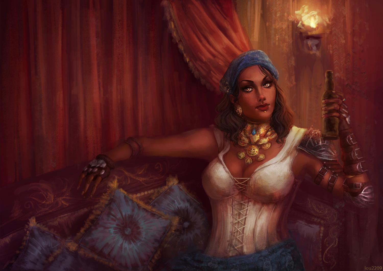 Изабела - Dragon Age 2