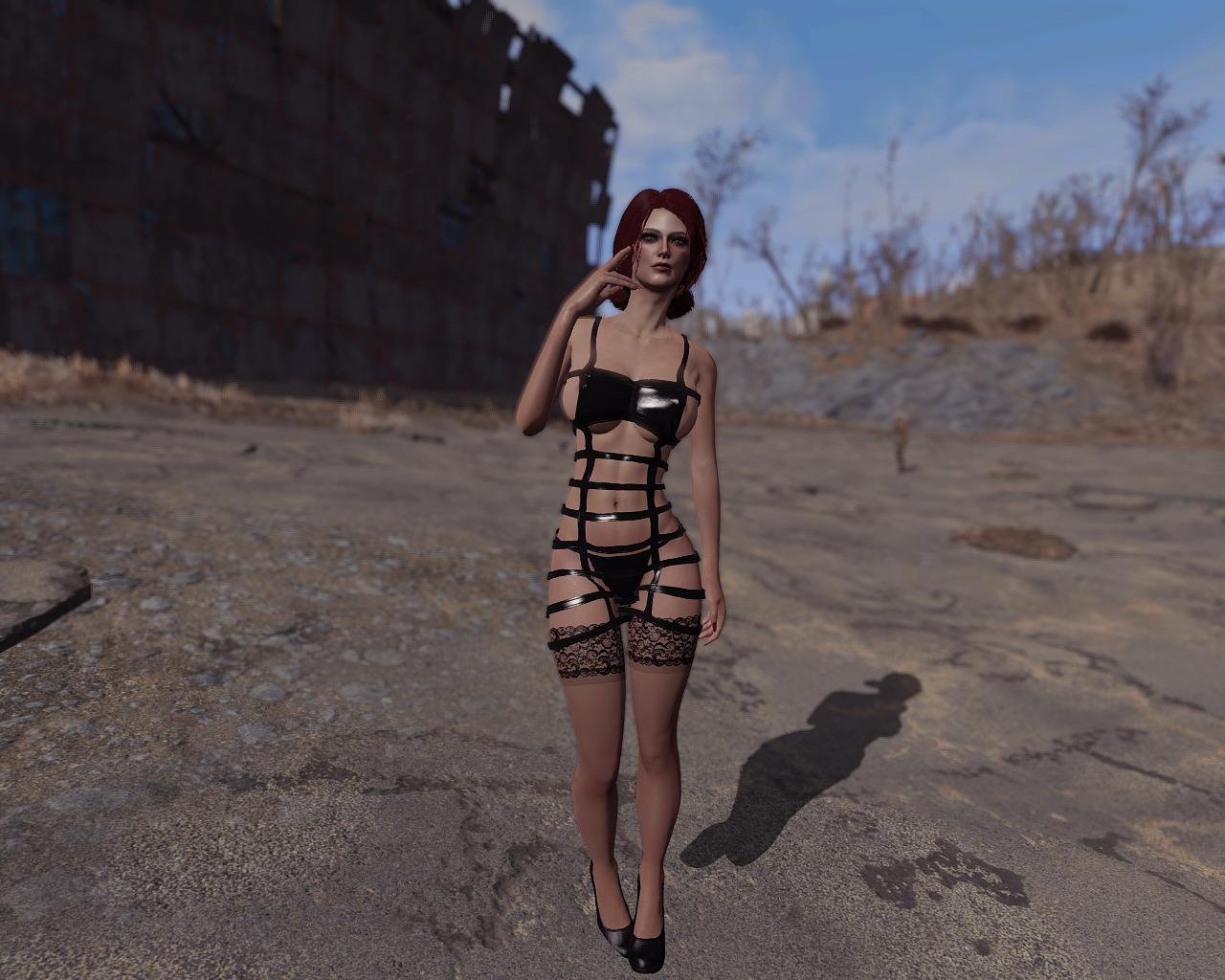 Cait - Fallout 4