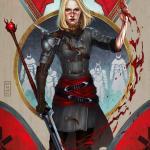 Dragon Age 2 Хоук женщина