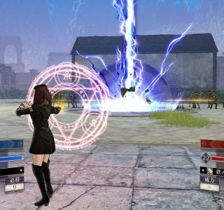 Галерея игры Fire Emblem: Three Houses