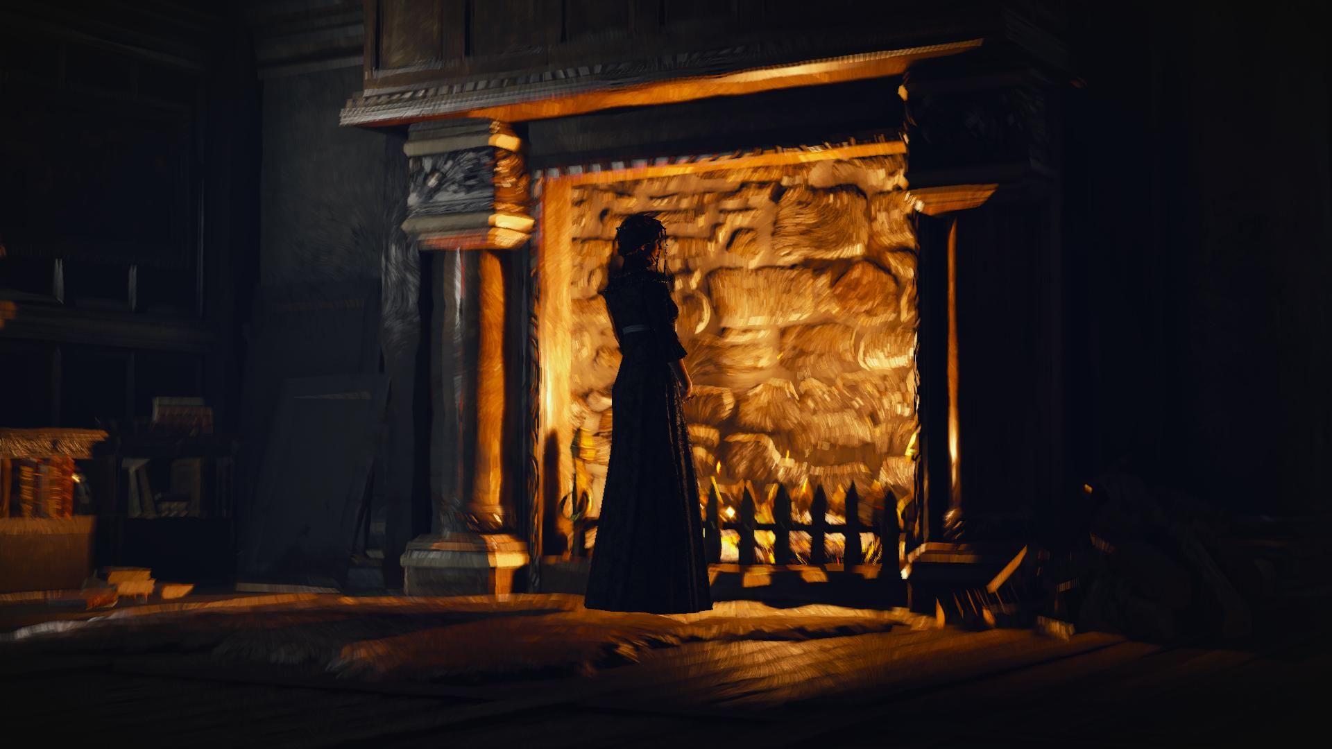 Геральт из Ривии к бабуле за пирожкам. - Witcher 3: Wild Hunt, the