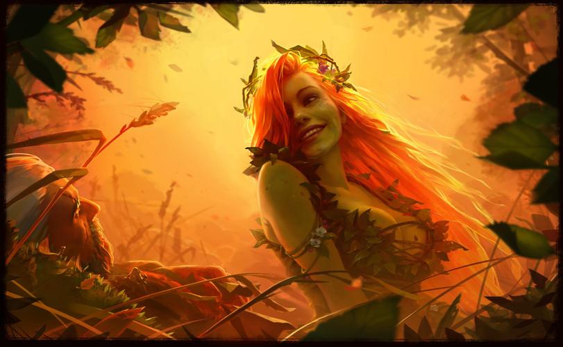 Brokilon-Брокилон-dryad-witcher-5185918.jpeg - Witcher 3: Wild Hunt, the