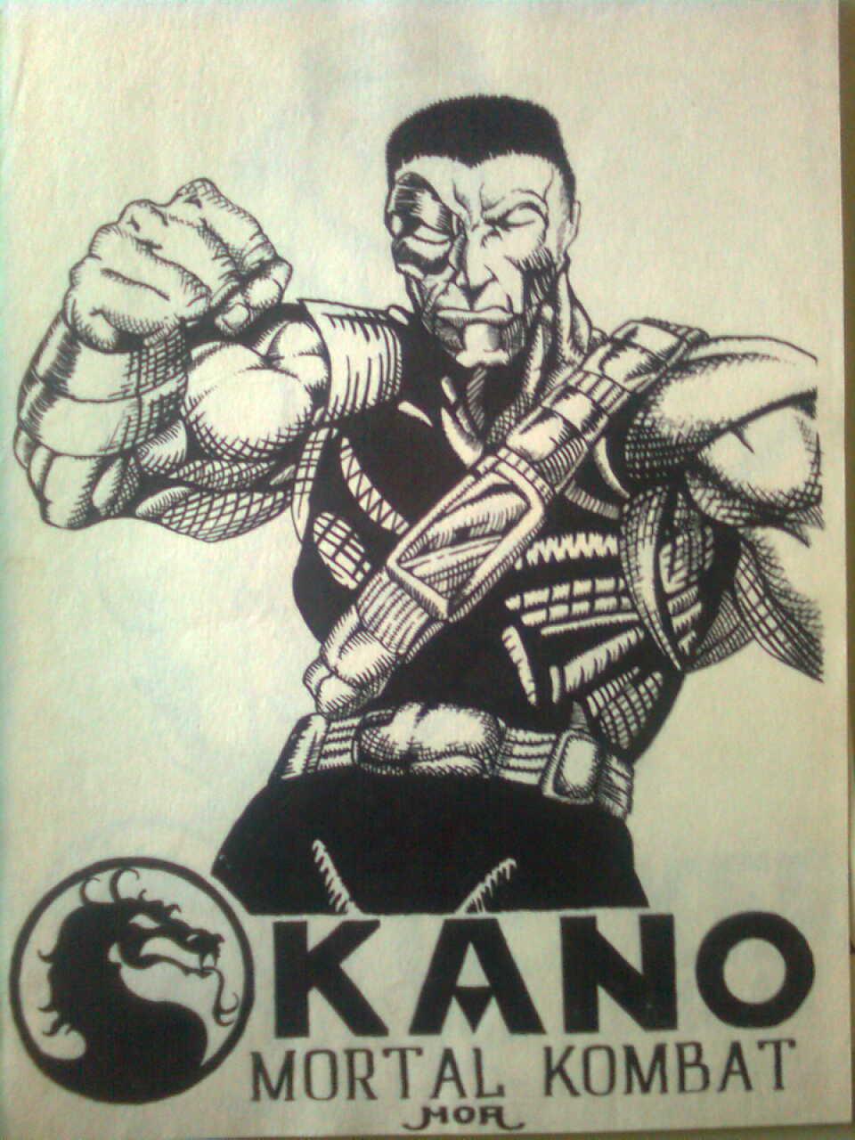 Мура О.A - Mortal Kombat 11
