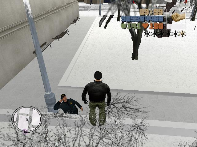 Служу Рокстару! - Grand Theft Auto 3