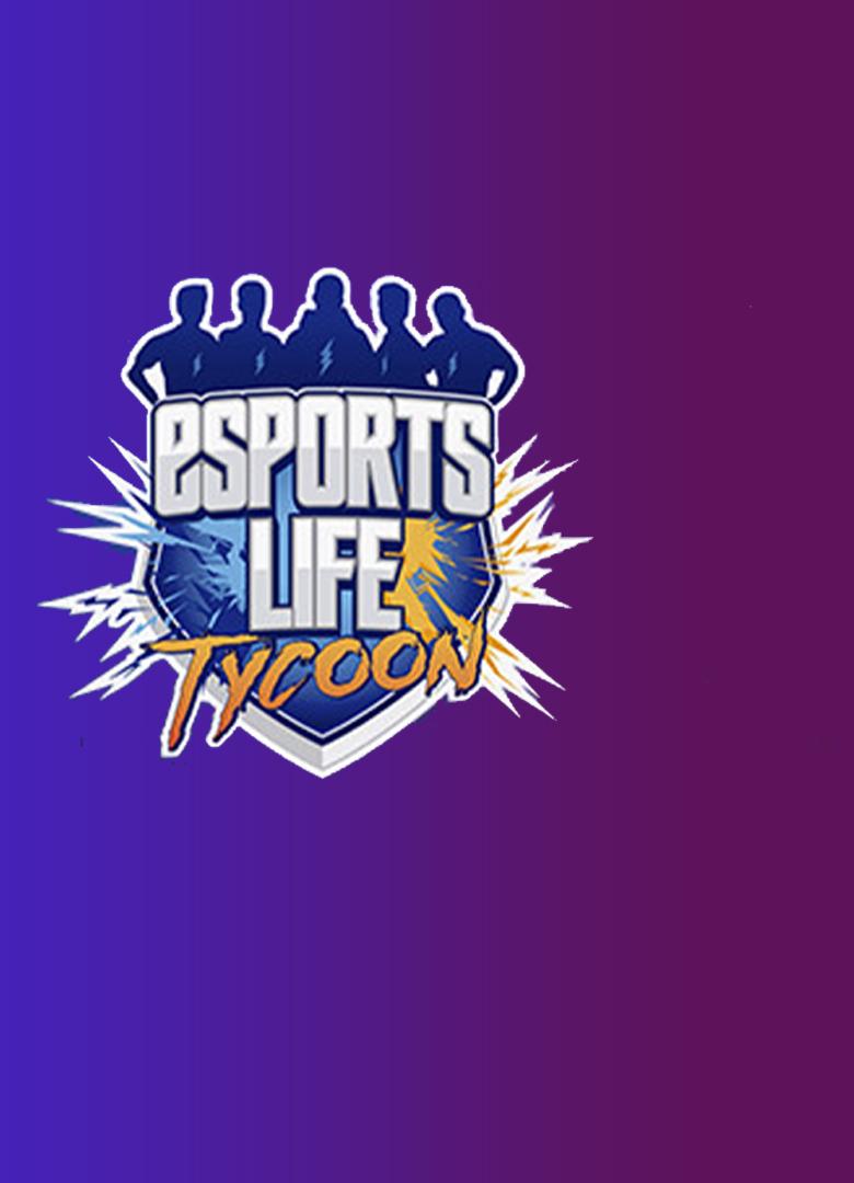 Обложка - Esports Life Tycoon