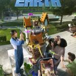 Minecraft Earth Обложка