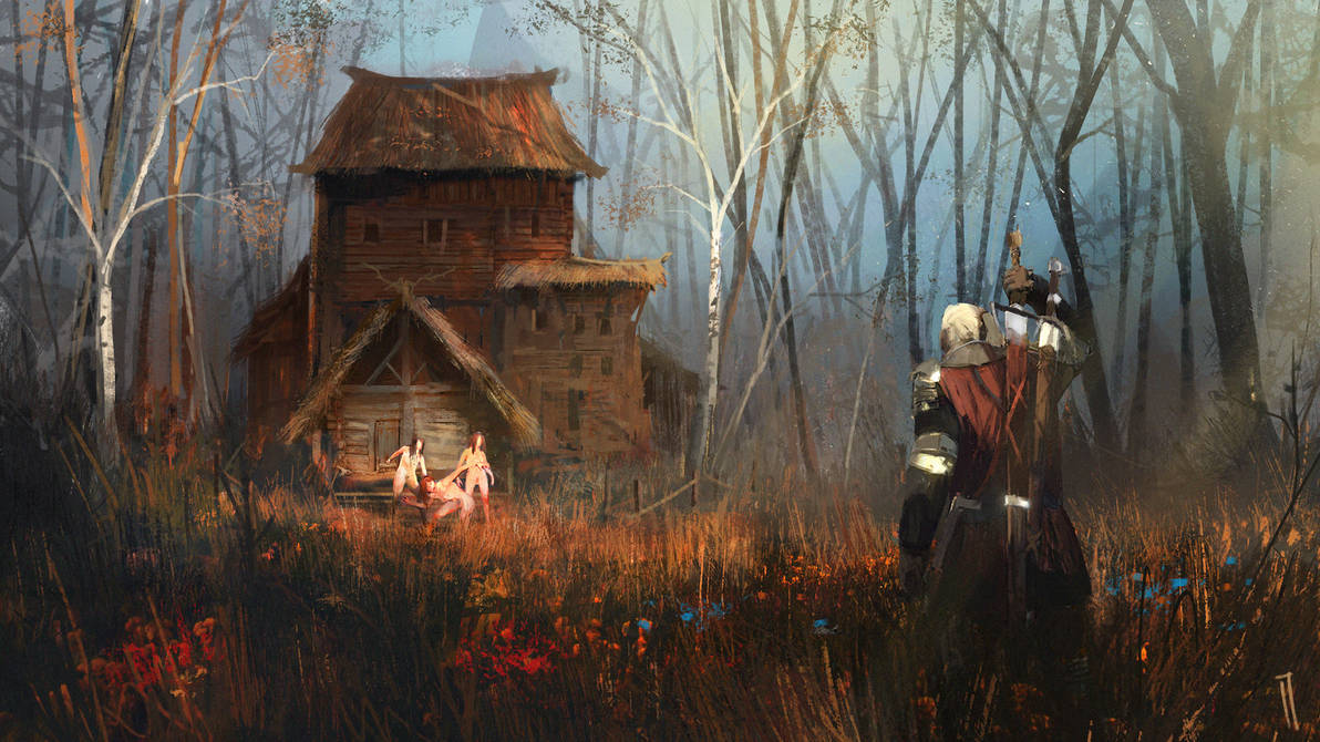 the_witcher___dear_guest_by_seven_teenth_dbhm2q2-pre.jpg - Witcher 3: Wild Hunt, the