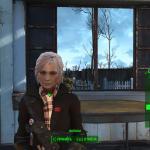 Fallout 4 красивый персонаж в Fallout 4