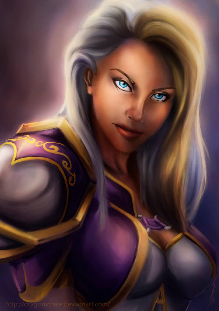 jaina___world_of_warcraft_by_dragonstrace_d8hab6e-pre.jpg - World of Warcraft