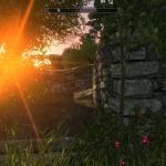 Elder Scrolls 5: Skyrim прогулки