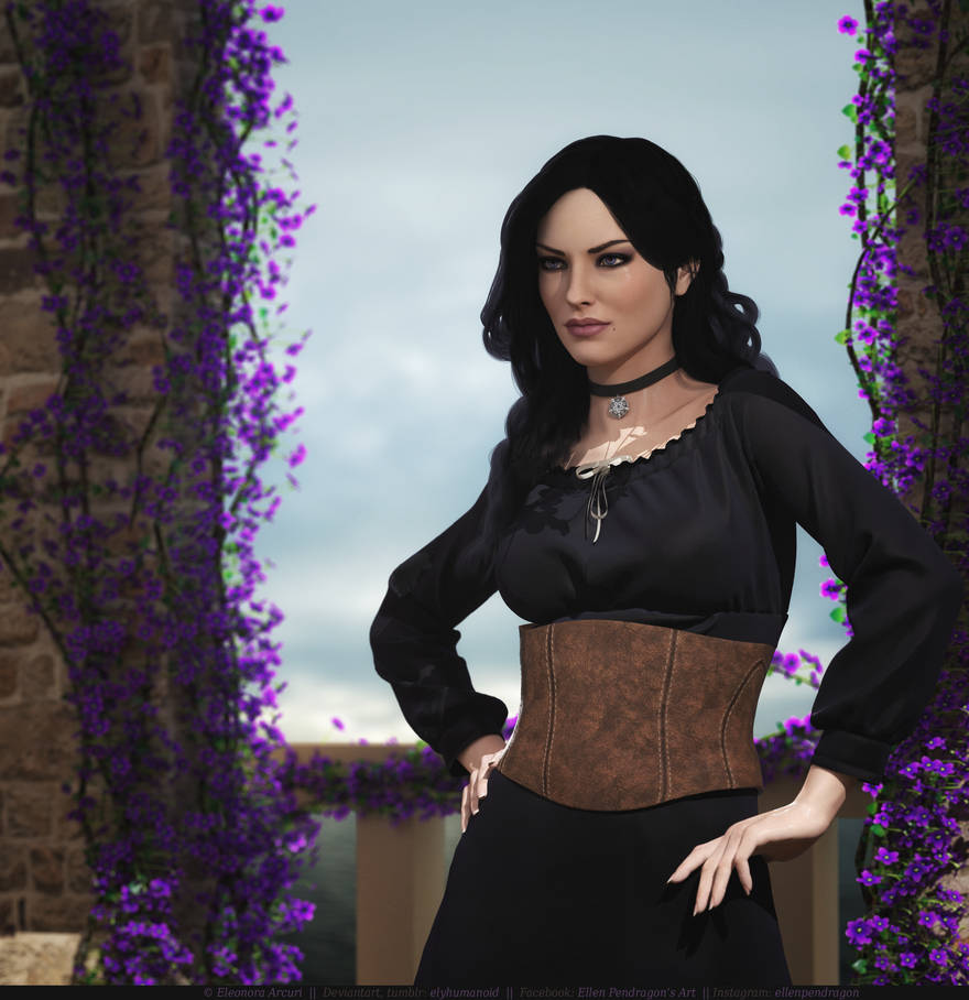 yennefer_of_vengerberg_by_hellenys_dbcpsjn-pre.jpg - Witcher 3: Wild Hunt, the