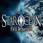 Star Ocean: First Departure Обложка