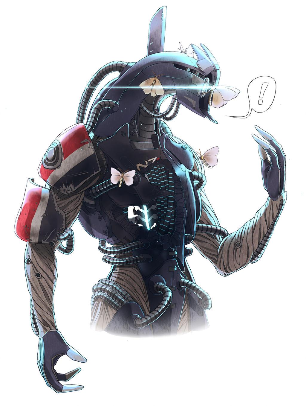 Игровой-арт-Игры-Legion-ME-персонажи-5193274.jpeg - Mass Effect 3