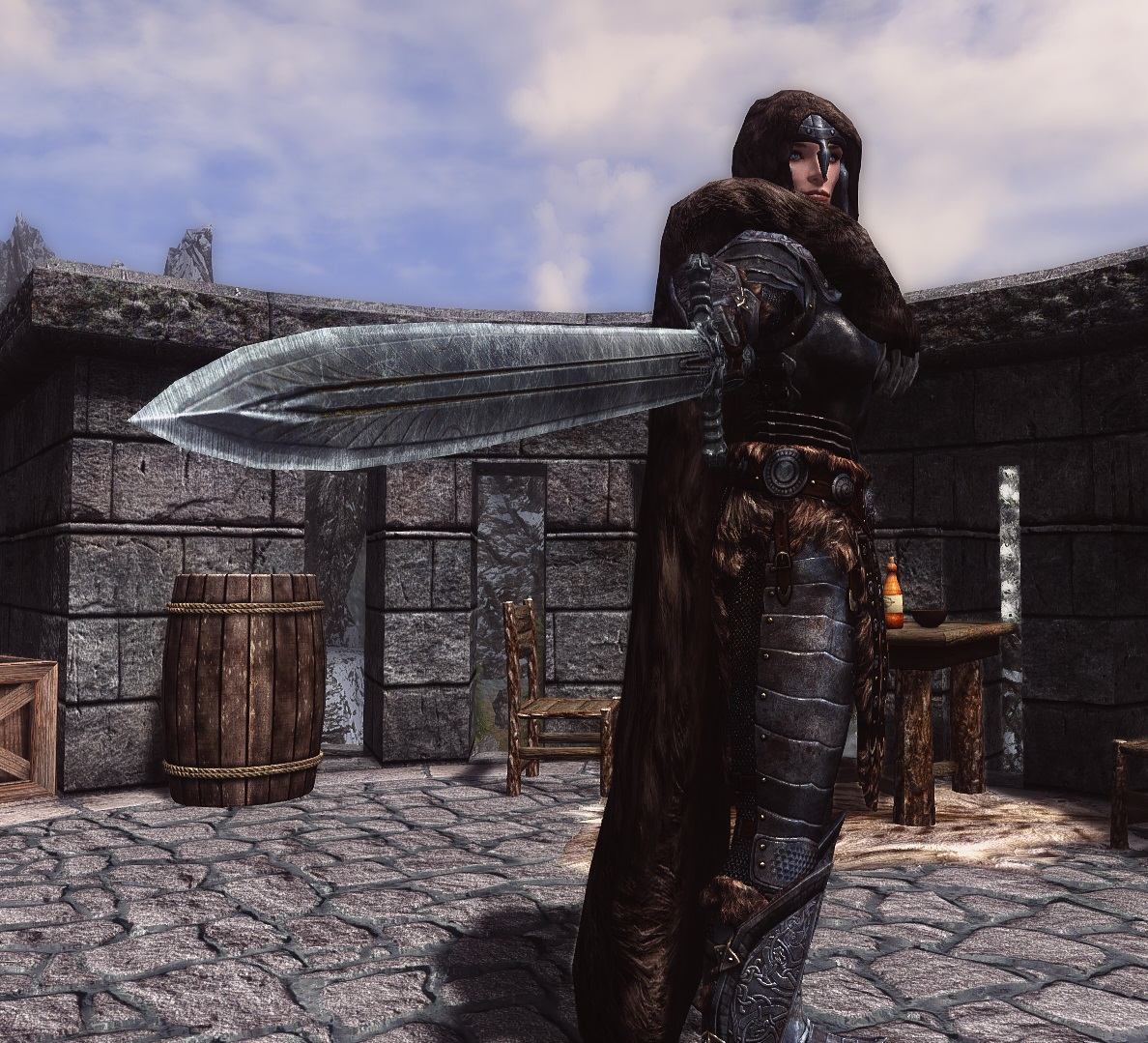 Swor - Elder Scrolls 5: Skyrim, the