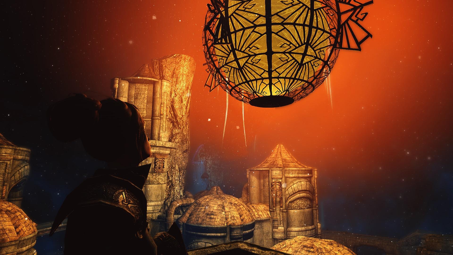 Sun - Elder Scrolls 5: Skyrim, the