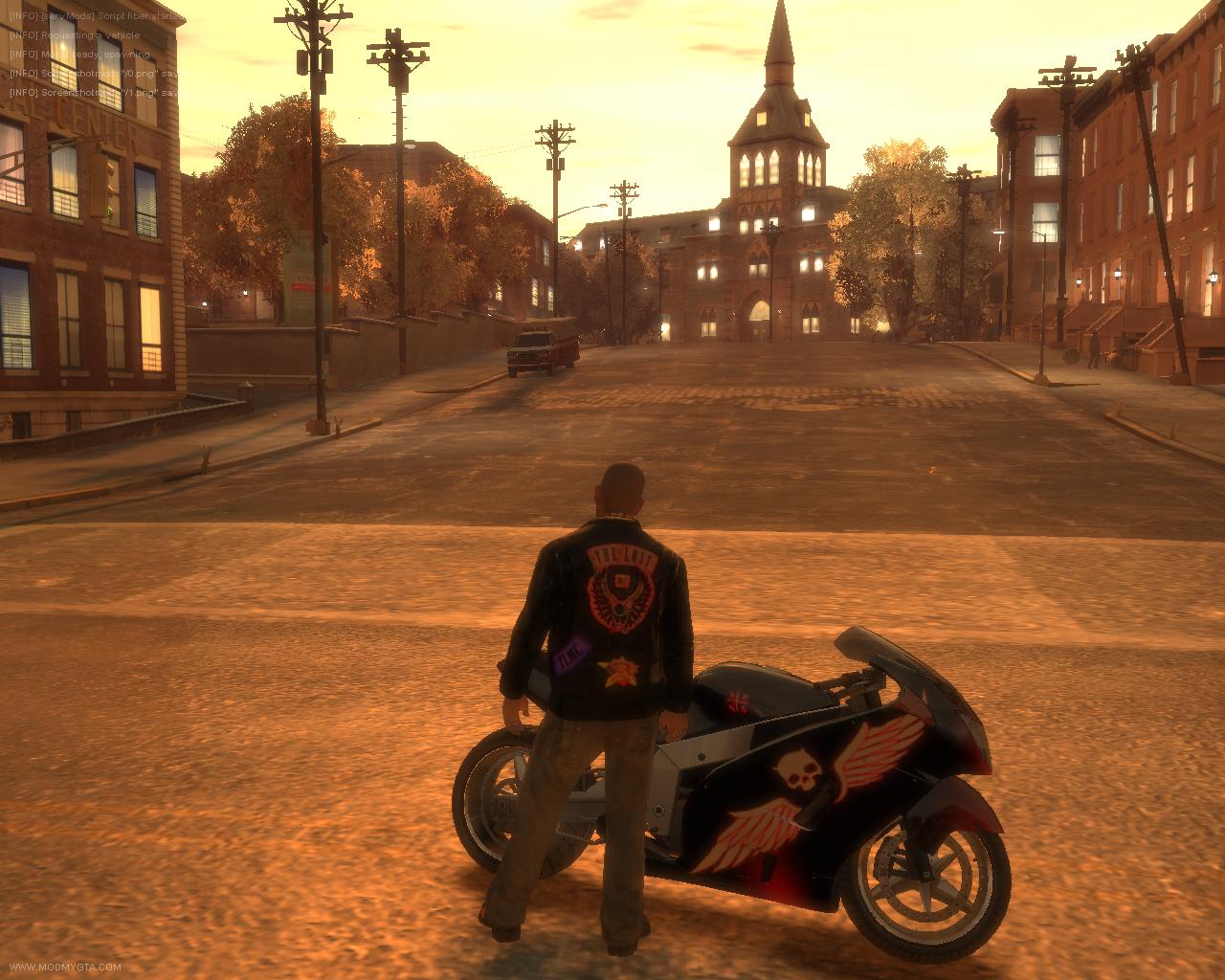 TLAD - Grand Theft Auto 3