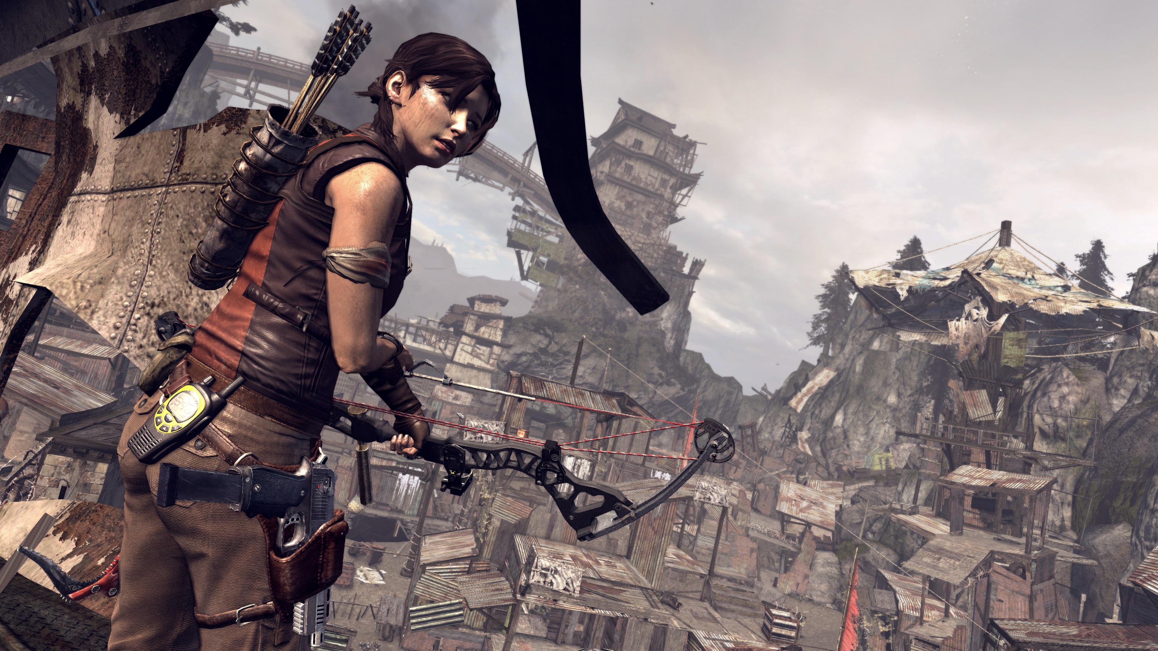 Tomb Raider (2013) - Tomb Raider (2013)