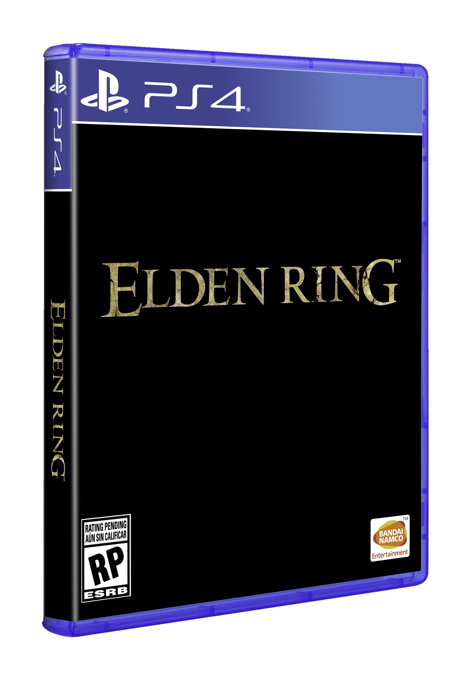 Бокс-арт (PS4) - Elden Ring
