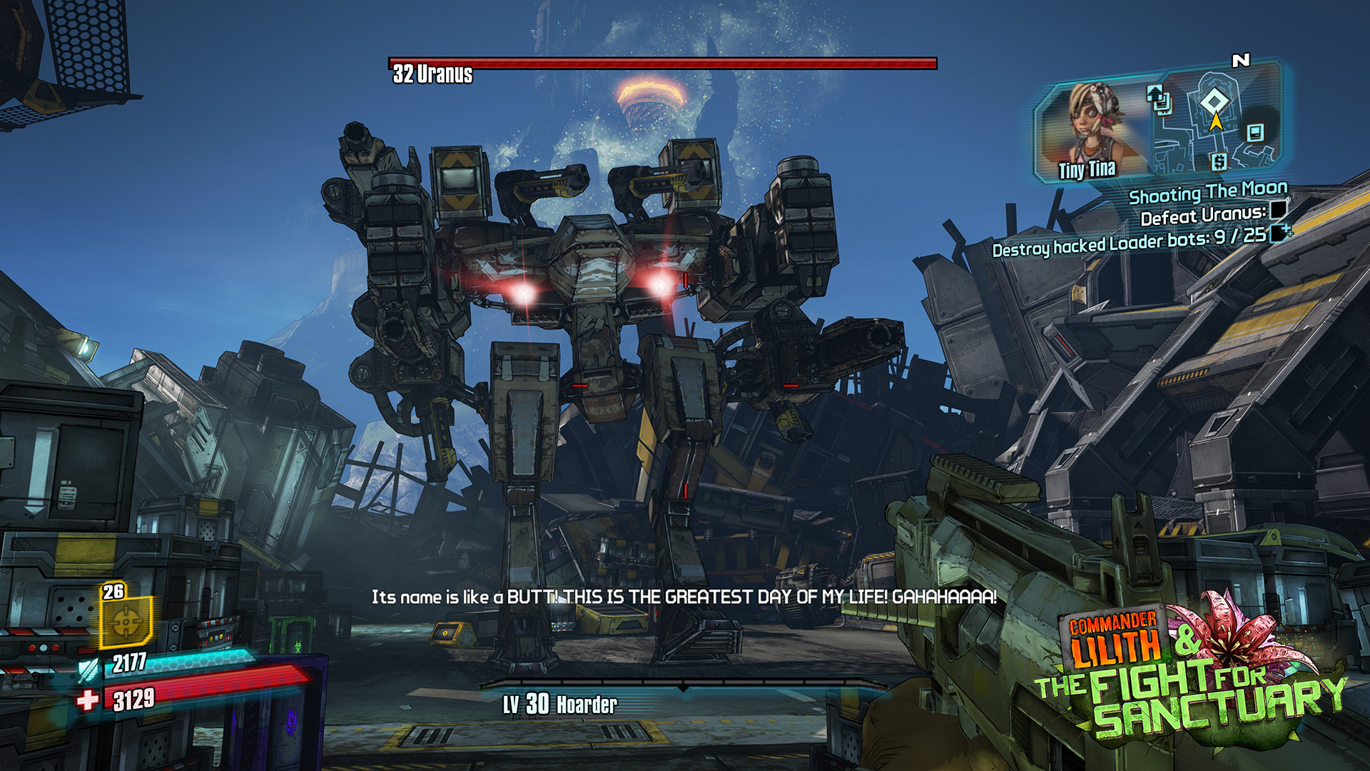 Commander Lilith & the Fight for Sanctuary - Borderlands 2