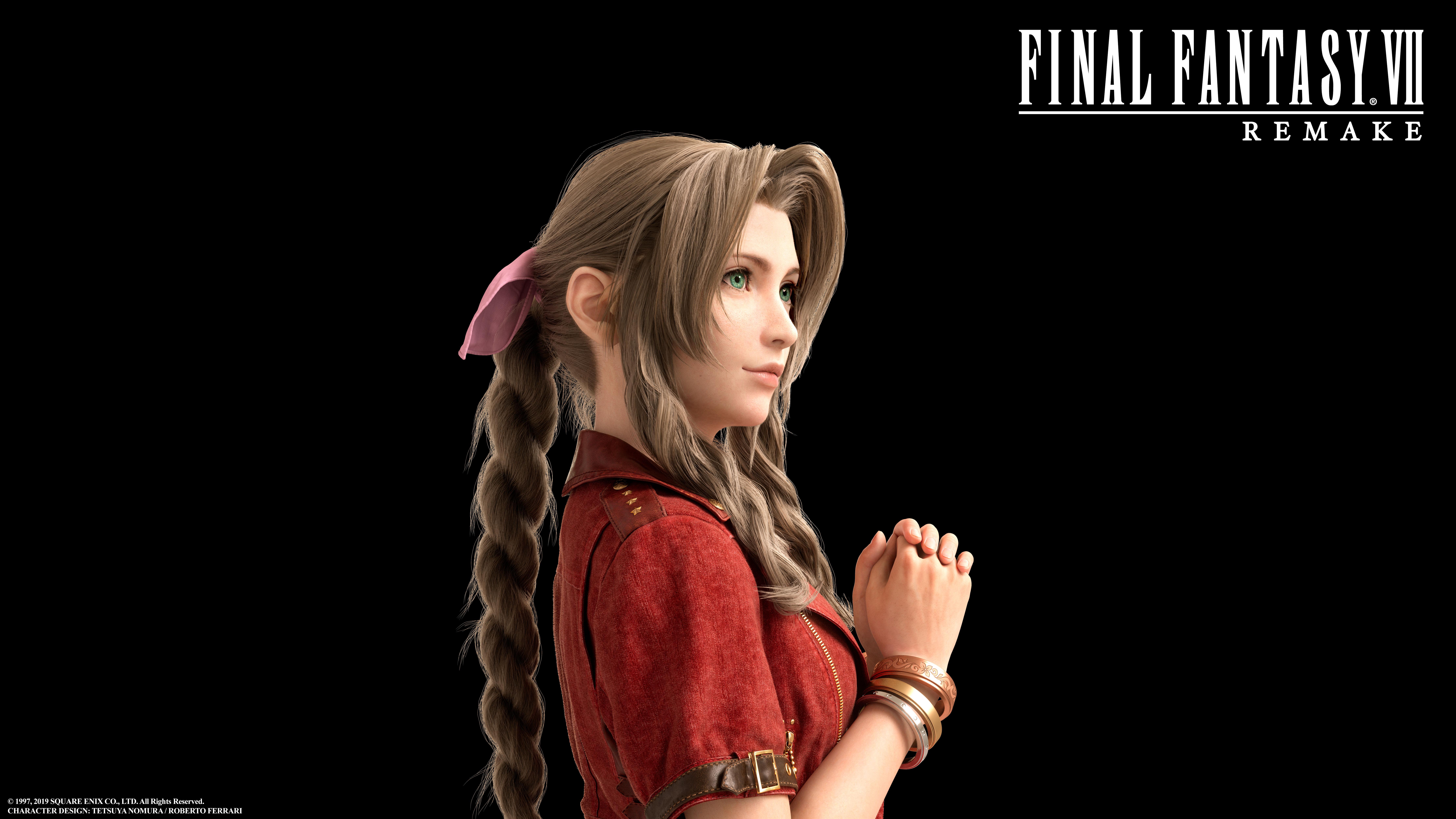 Персонаж - Final Fantasy 7