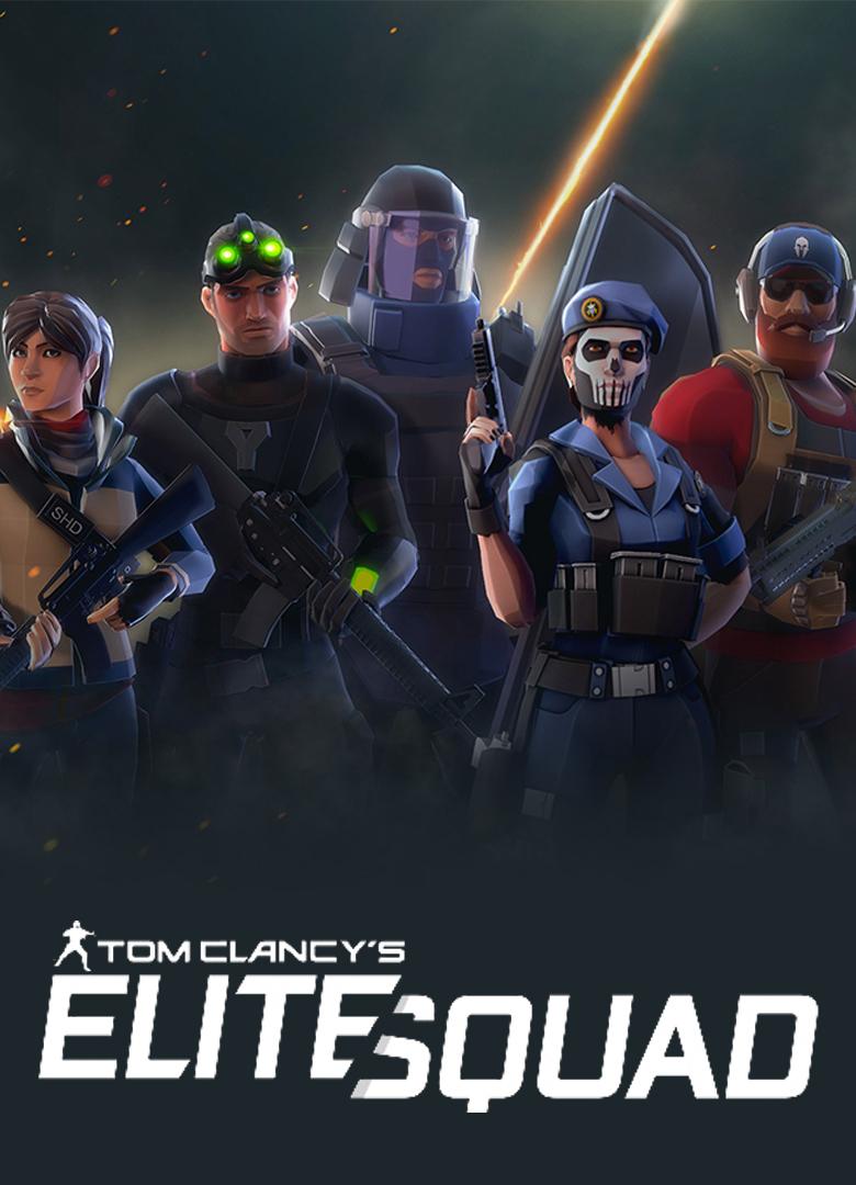 Обложка - Tom Clancy's Elite Squad