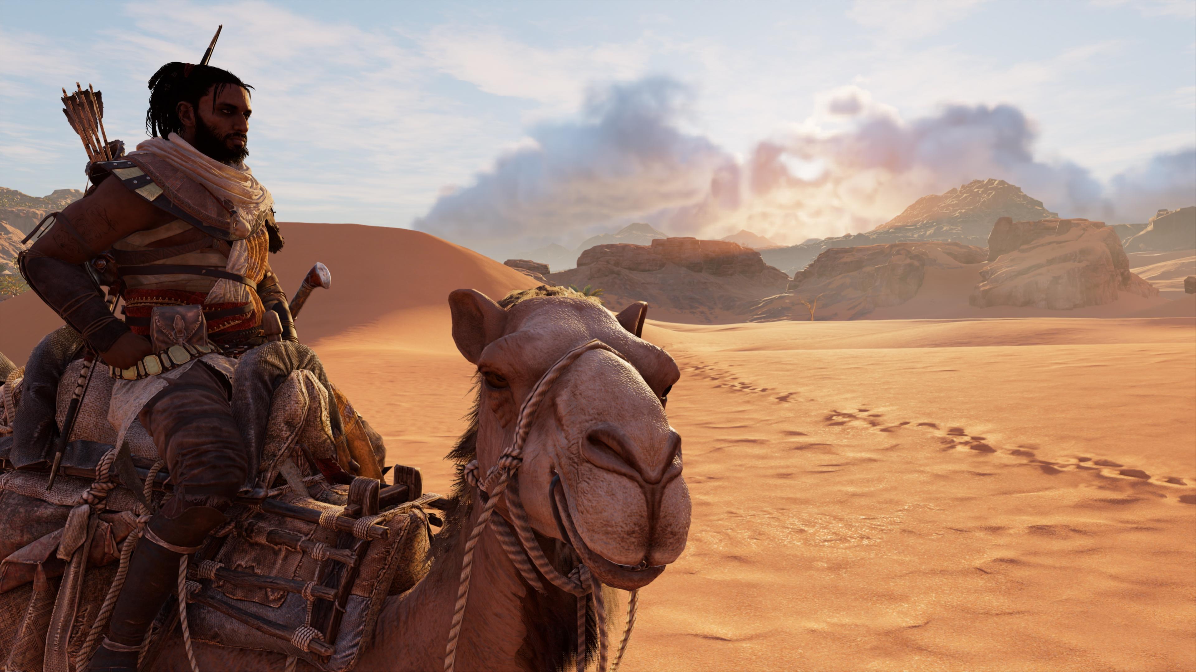 Assassin's Creed: Origins криншот с GeForce RTX 2080 - Assassin's Creed: Origins