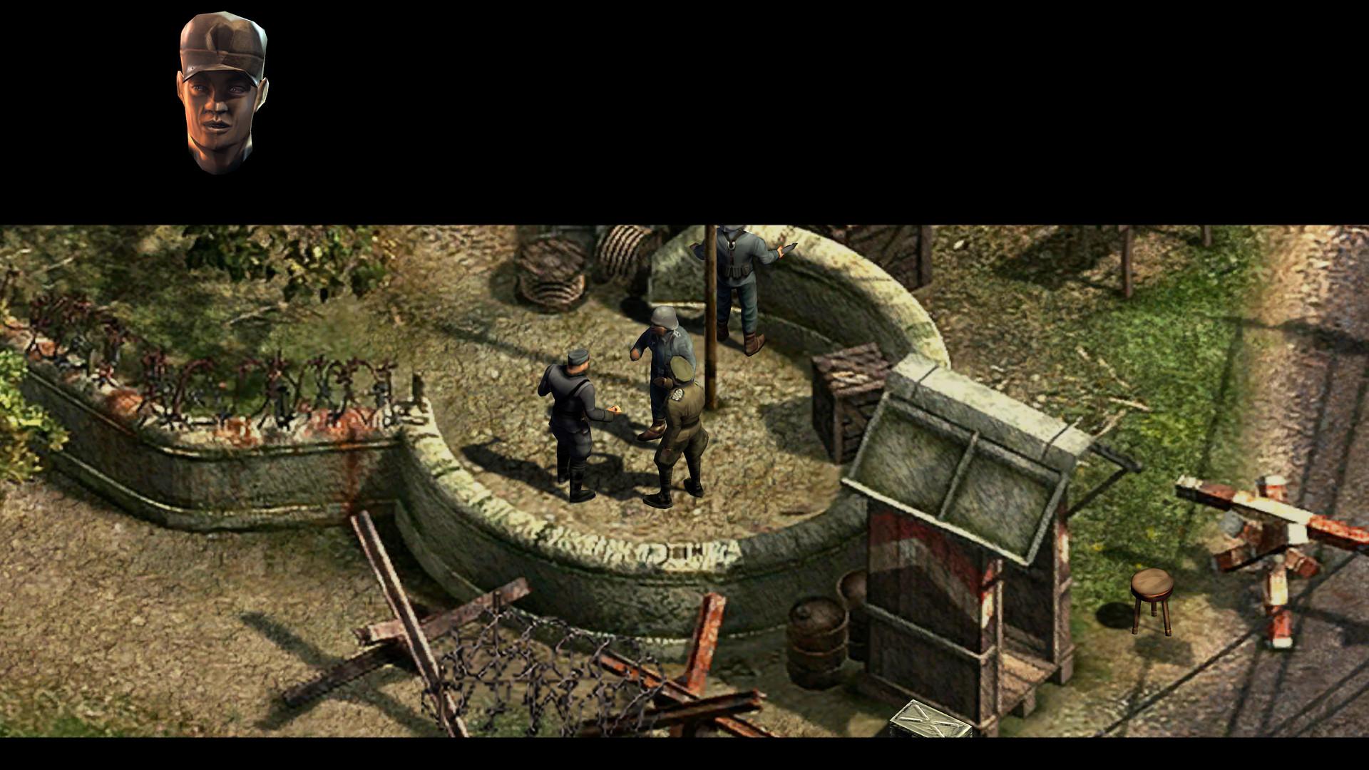 Commandos 2 HD Remaster - Commandos 2: Men of Courage