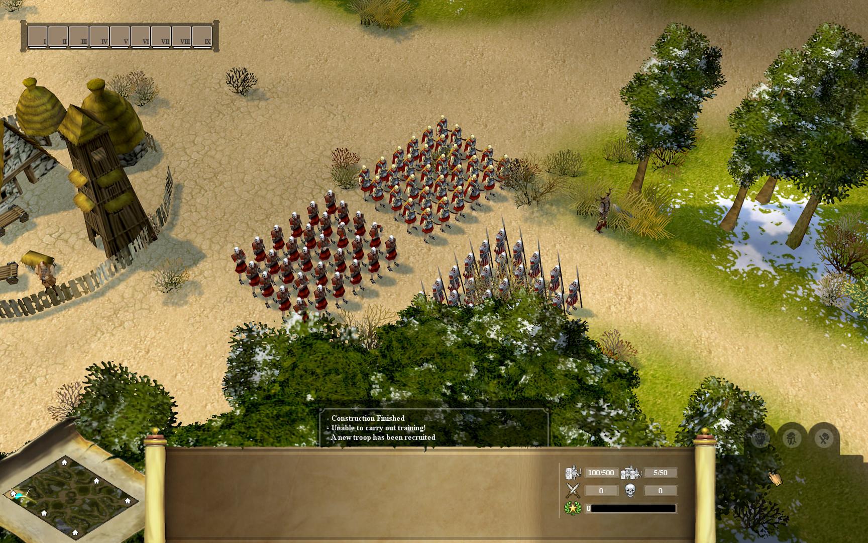 Praetorians HD Remaster. - Praetorians