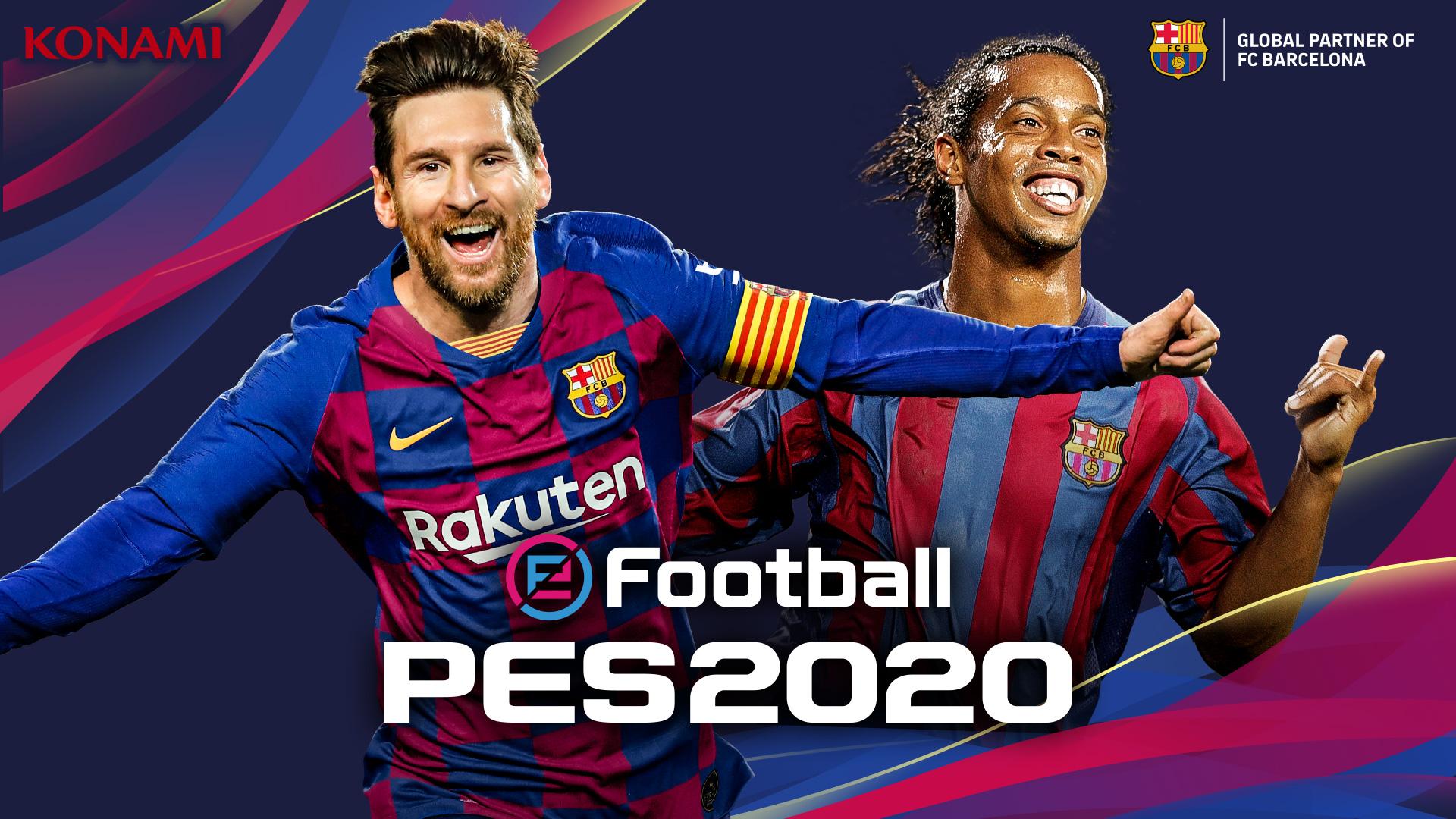 eFootball PES 2020 - eFootball PES 2020