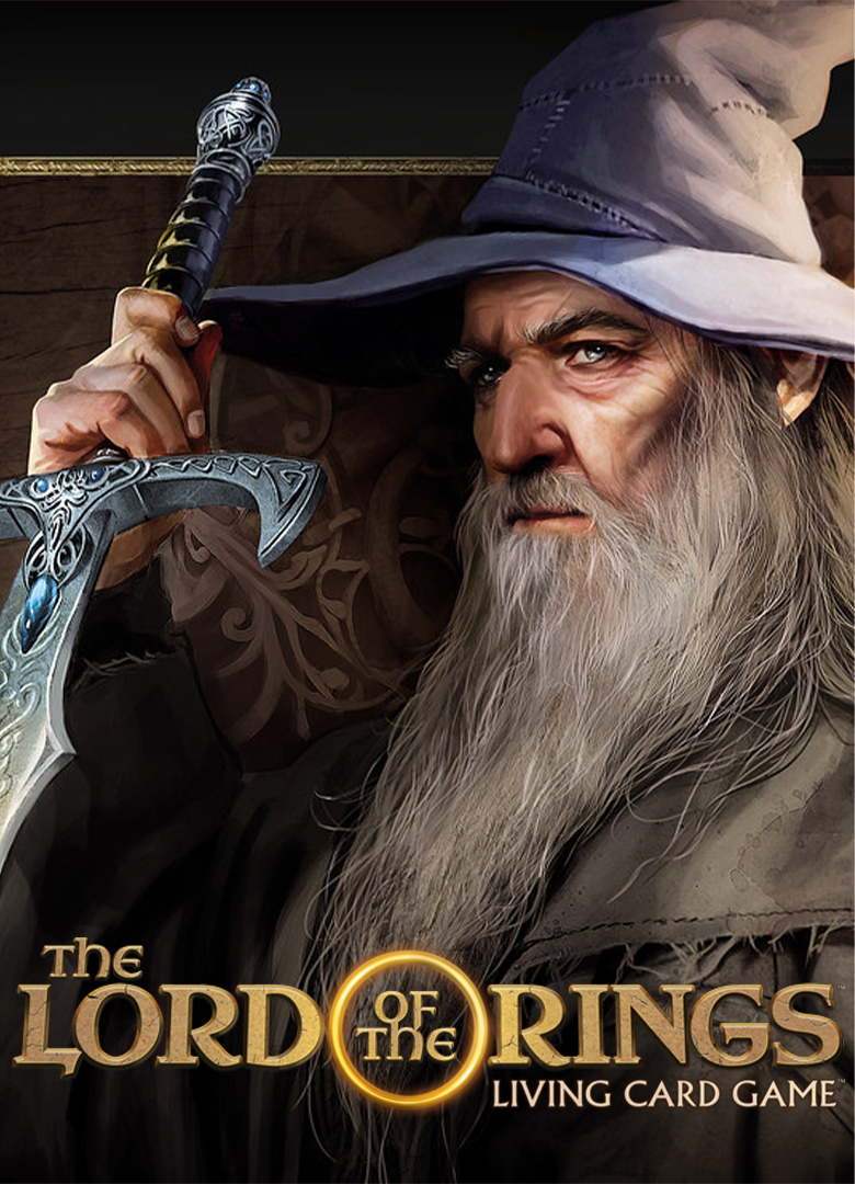 Обложка - Lord of the Rings: Adventure Card Game, the